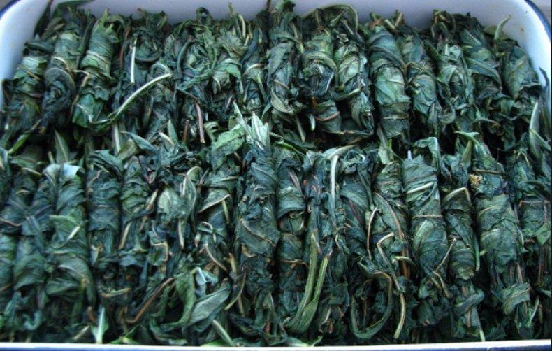 способы ферментации чая