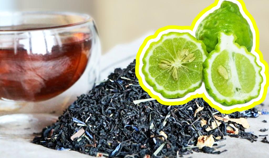 Чай с ароматом бергамота