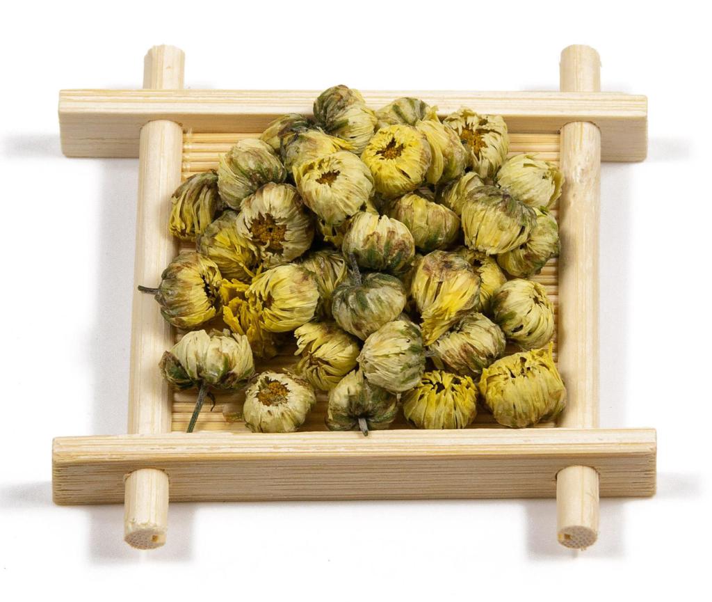 Чай из хризантемы