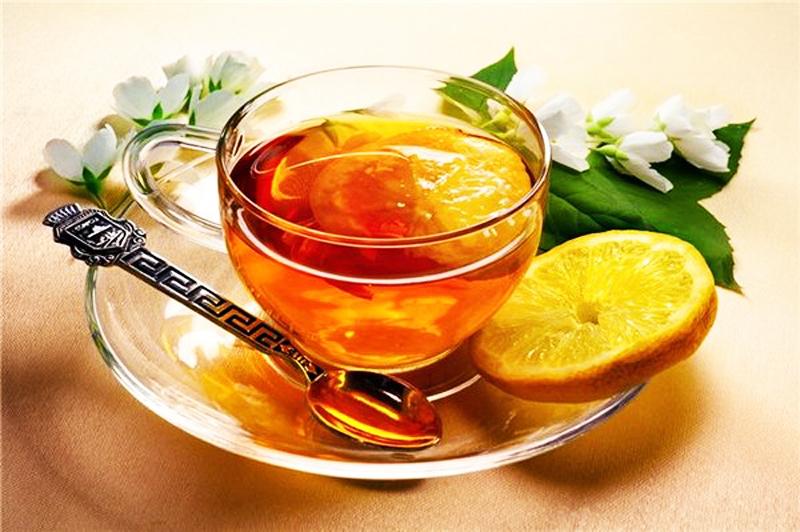 роддоме картинка чай с лимоном и медом и улыбка даже теми