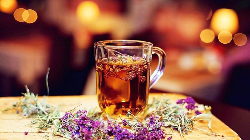 Чай с чабером