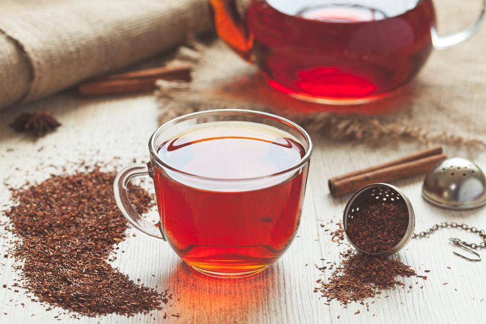 Красный чай ройбуш